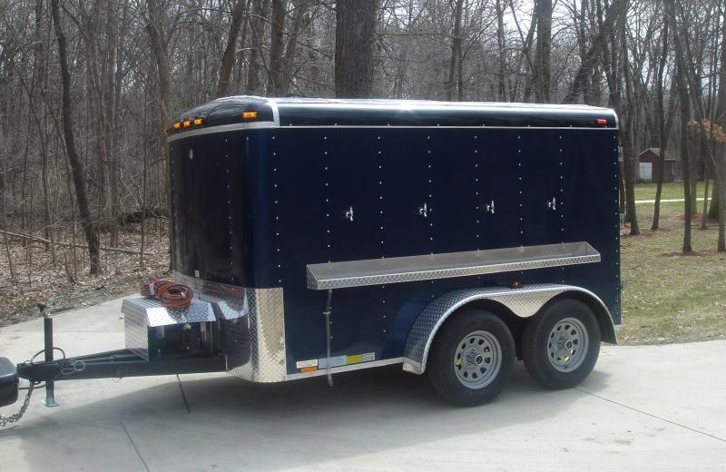 Portable Freezer Trailer : R and d trailers draft refrigerated