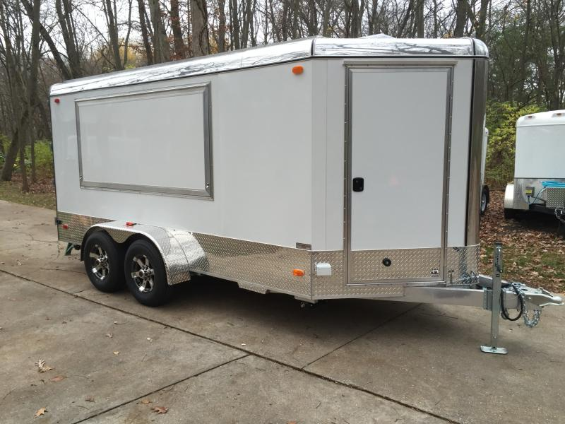 Portable Cooling Trailers : R and d trailers whether looking to pour beer vend food